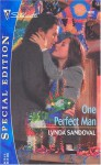 One Perfect Man (Silhouette Special Edition No. 1620) (Silhouette Special Edition) - Lynda Sandoval