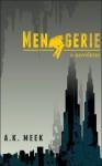 Menagerie - A.K. Meek