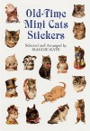 Old-Time Mini Cats Stickers - Maggie Kate