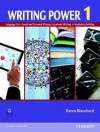Writing Power 1 - Karen Lourie Blanchard