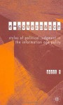 E-Governance: Styles of Political Judgement in the Informaton Age Polity - Perri 6