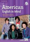 American English in Mind Level 3 Combo a with DVD-ROM - Herbert Puchta, Jeff Stranks, Richard Carter