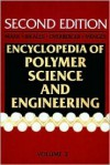 Anionic Polymerization to Cationic Polymerization, Volume 2, Encyclopedia of Polymer Science and Engineering, 2nd Edition - Jacqueline I. Kroschwitz, Herman F. Mark, Georg Menges, Norbert Bikales, Charles G. Overberger