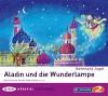 Aladin und die Wunderlampe: Hörspiel (1 CD) - Bernhard Jugel, Christian Friedel, Peter Fricke, u.v.a.