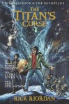 The Titan's Curse - Rick Riordan, Robert Venditti, Attila Futaki, Gregory Guilhaumond