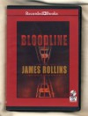 Bloodline by James Rollins Unabridged MP3 CD Audiobook (Sigma Force Novel) - James Rollins, Peter Jay Fernandez