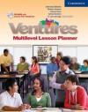 Ventures All Levels Lesson Planner with CD-ROM - K. Lynn Savage, Sylvia Ramirez, Dennis Johnson, Gretchen Bitterlin, Donna Price