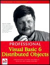Professional Visual Basic 6 D Istributed Objects - Rockford Lhotka