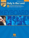 Holy Is the Lord: Keyboard: Worship Band Play-Along, Volume 1 [With CD] - Hal Leonard Publishing Company