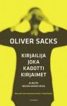 Kirjailija joka kadotti kirjaimet - Oliver Sacks