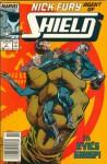 Nick Fury Agent of Shield # 3 November 1989 - Bob Harras
