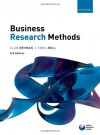 Business Research Methods - Alan Bryman, Emma Bell
