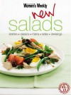 "New Salads: Starters, Mains, Sides ( "" Australian Women's Weekly "" ) - Susan Tomnay"