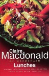 Lunches - Claire Macdonald