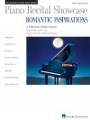 Piano Recital Showcase: Romantic Inspirations: 8 Original Piano Solos - Carol Klose, Eugenie Rocherolle, Christos Tsitsaros