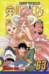 One Piece, Vol. 63: Otohime and Tiger - Eiichiro Oda