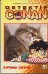 Detektif Conan Vol. 51 - Gosho Aoyama