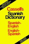Cassell's Spanish-English, English-Spanish Dictionary - Anthony Gooch