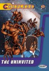 The Uninvited (Book 3): Couplers--Manga Series - Realbuzz Studios