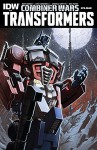 Transformers (2011-) #42: Combiner Wars Epilogue (Transformers: Robots In Disguise (2011-)) - Livio Ramondelli, Andrew Griffith, John Barber