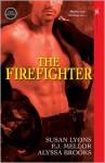 The Firefighter (Club Fantasy) - Susan Lyons, Alyssa Brooks, P.J. Mellor