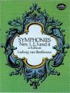 Symphonies Nos. 1, 2, 3 and 4 in Full Score - Ludwig van Beethoven