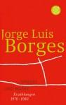 Spiegel und Maske. Erzählungen 1970 - 1983 - Jorge Luis Borges