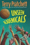 Unseen Academicals - Terry Pratchett, Stephen Briggs