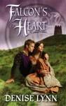 Falcon's Heart (Falcon, #4) - Denise Lynn