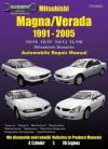 Mitsubishi Magna/Dimante 1991 to 2005: Automobile Repair Manual - Max Ellery