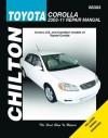 Chilton Total Car Care Toyota Corolla 2003-2011 Repair Manual - Jay Storer
