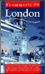 Frommer's London [With Full-Color Fold-Out] - Arthur Frommer