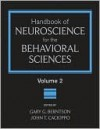 Handbook of Neuroscience for the Behavioral Sciences, Volume 2 - Gary G. Berntson, John T. Cacioppo