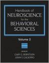 Handbook of Neuroscience for the Behavioral Sciences, Volume 2 - Gary G. Berntson, John T. Cacioppo