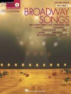 Broadway Songs - For Female Singers: Sing 8 Chart-Topping Songs with a Professional Band - Songbook