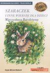 Szaraczek i inne wiersze. Książka audio CD MP3 - Mieczysława Buczkówna