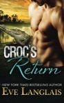 Croc's Return (Bitten Point) (Volume 1) - Eve Langlais