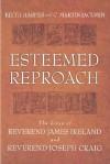 Esteemed Reproach - Keith Harper, C. Martin Jacumin