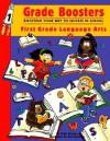 Grade Boosters First Grade Language Arts - Vicky Shiotsu