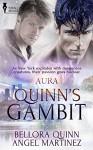 Quinn's Gambit (AURA Book 1) - Angel Martinez, Bellora Quinn