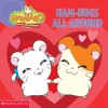 Ham-hugs all around - Ritsuko Kawai, Ritsuko Kawai, Steve Haefele