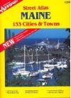 Langenscheidt Maine Street Atlas: 133 Cities & Towns - Arrow Map Inc