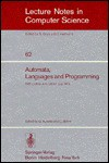 Automata, Languages and Programming - G. Ausiello