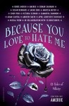 Because You Love to Hate Me: 13 Tales of Villainy - Ameriie, Renee Ahdieh, Andrew Smith, April Genevieve Tucholke, Nicola Yoon, Sasha Alsberg, Benjamin Alderson, Whitney Atkinson, Tina Burke, Catriona Feeney, Zoë Herdt, Samantha Lane, Soman Chainani, Raeleen Lemay, Regan Perusse, Christine Riccio, Steph Sinclair, Jesse Geo