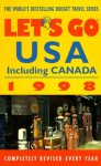 Let's Go 98 USA (Annual) - Frank Beidler, Victoria Kennedy, Jefferson Pooley