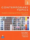 Contemporary Topics 3: Academic and Note-Taking Skills (Advanced) (3rd Edition) - David Beglar, Neil Murray