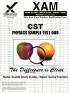 NYSTCE CST Physics Sample Test 009 - Sharon Wynne