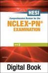 Hesi Comprehensive Review for the NCLEX-PN(R) Examination - Elsevier Health Sciences/Publisher, HESI
