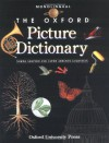 The Oxford Picture Dictionary: Monolingual Edition (The Oxford Picture Dictionary Program) - Jayme Adelson-Goldstein, Norma Shapiro