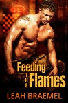 Feeding the Flames (Flirting with Fire Book 1) - Leah Braemel